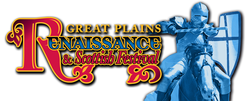 Great Plains Renaissance Festival Spring 2019 Logo